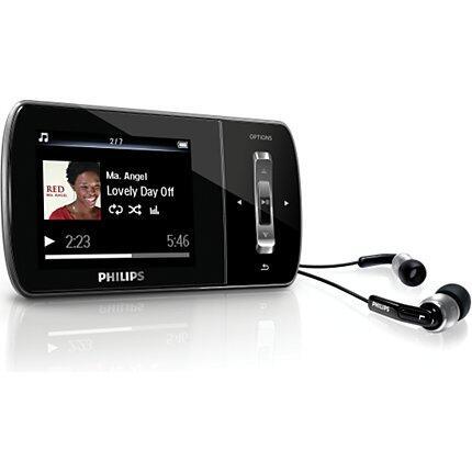 Philips Go Gear Aria 4GB second mulus