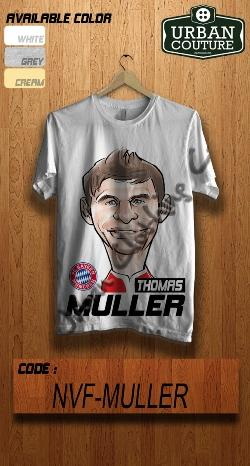 Kaos Bayern Munchen Limited edition !! Best T-shirt by Urban Couture !!