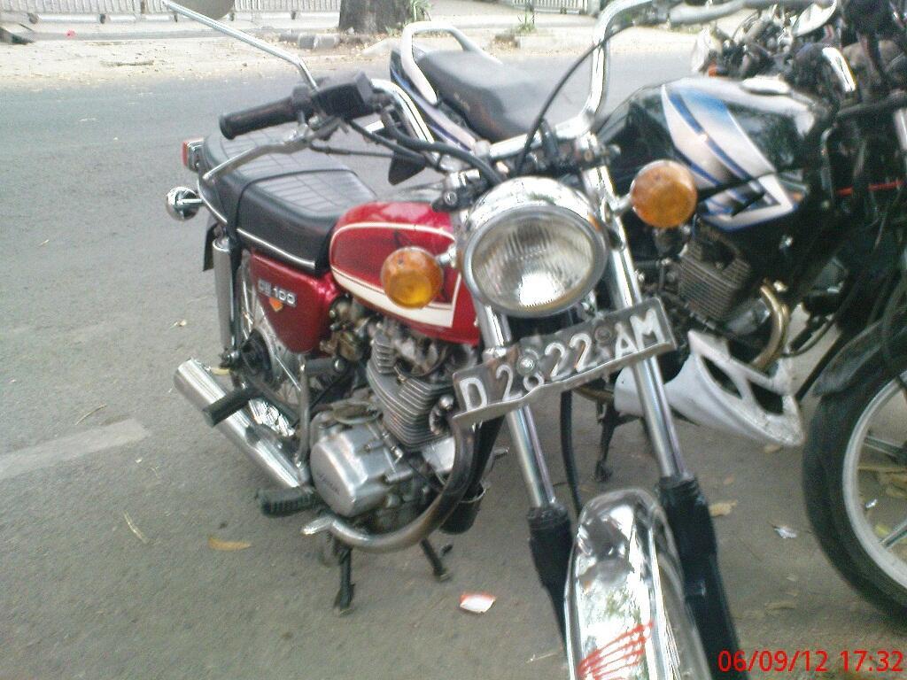jual motor CB