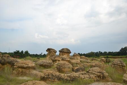 BATU-BATU ANEH di GRESIK (ALAMI)