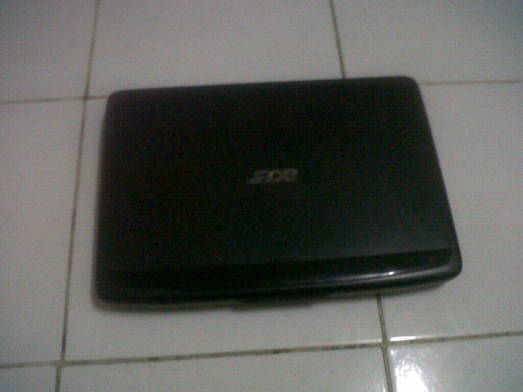 Laptop Acer Aspire 4520 apa adanya