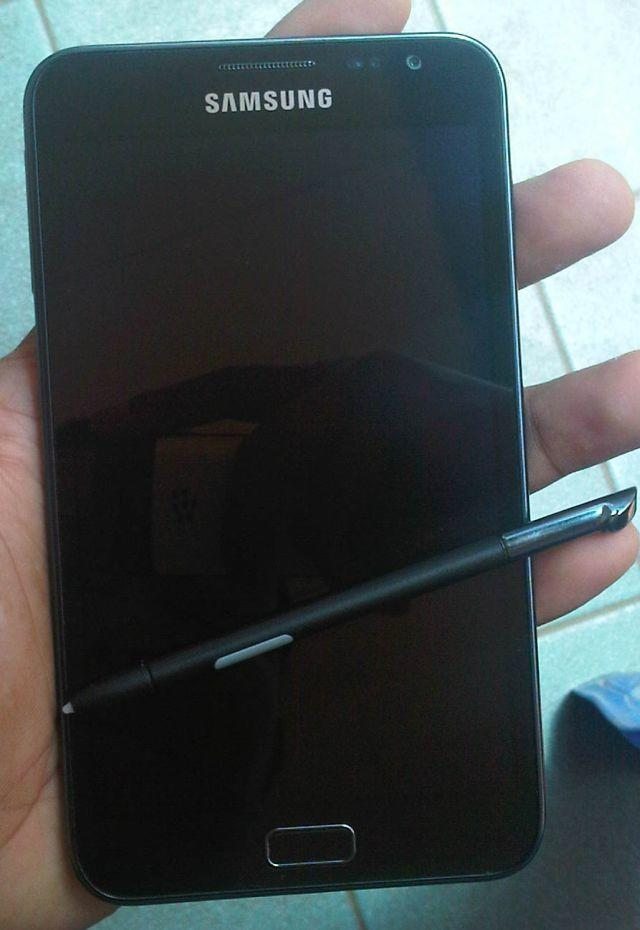 android samsung galaxy note gt-n7000