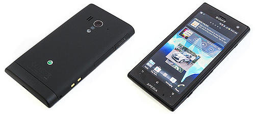 Xperia Acro S, Android Anti-Air dan Tahan Banting