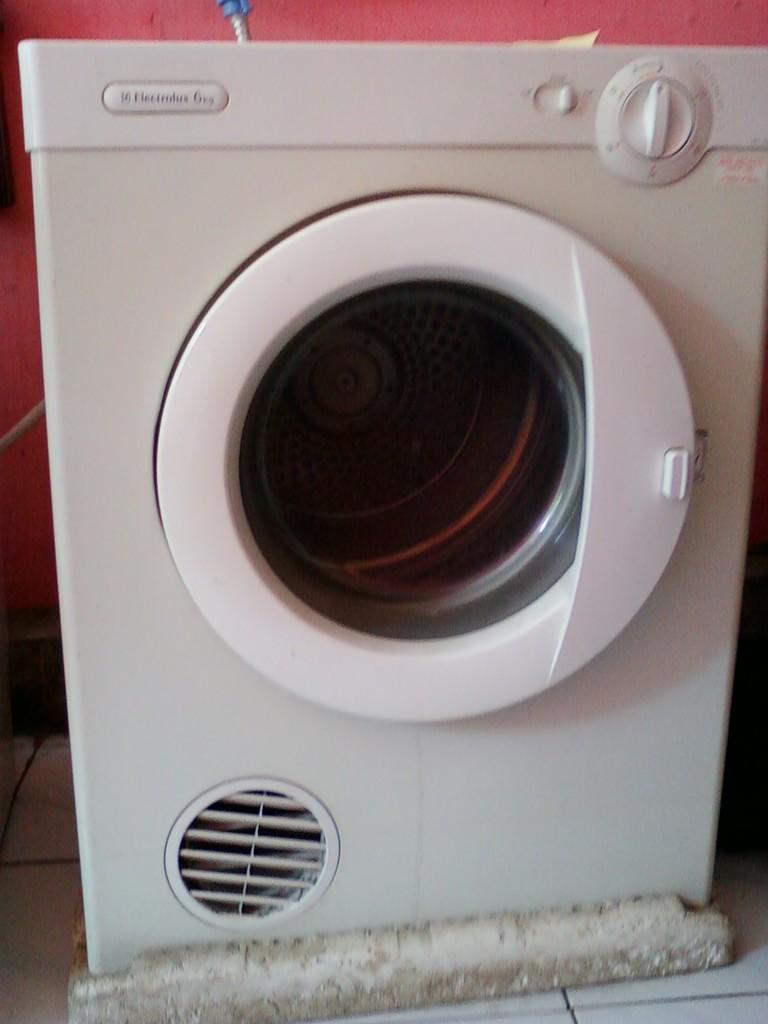 WTS dryer Electrolux EDV600