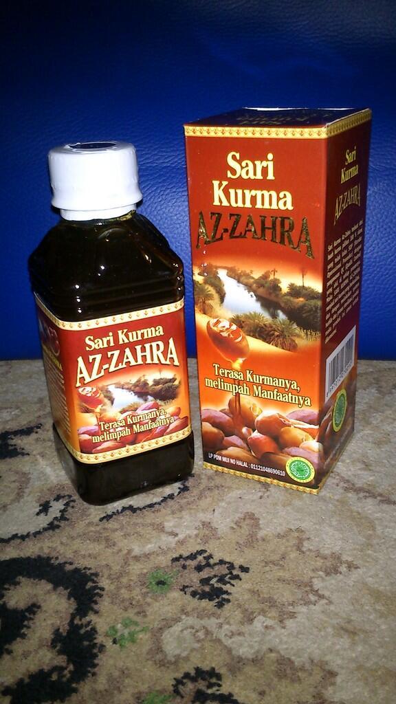 Sari Kurma Az Zahra
