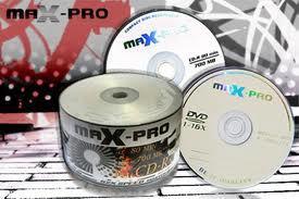 Jual Dvd Kosong Maxpro 16X =====Jakarta=====