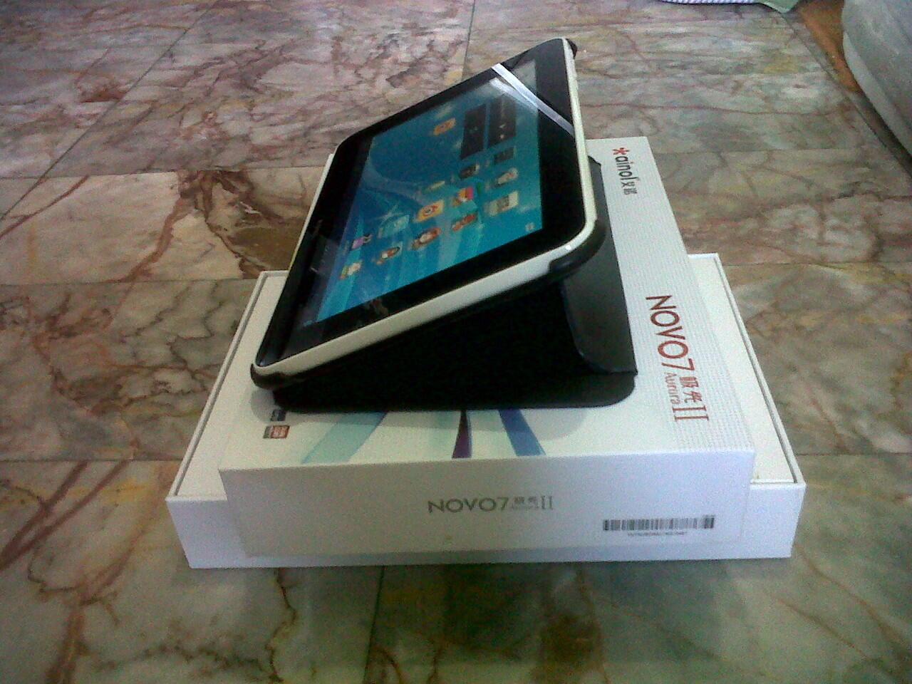 Dijual Tablet Ainol Aurora 2 (2 Hari Pakai).