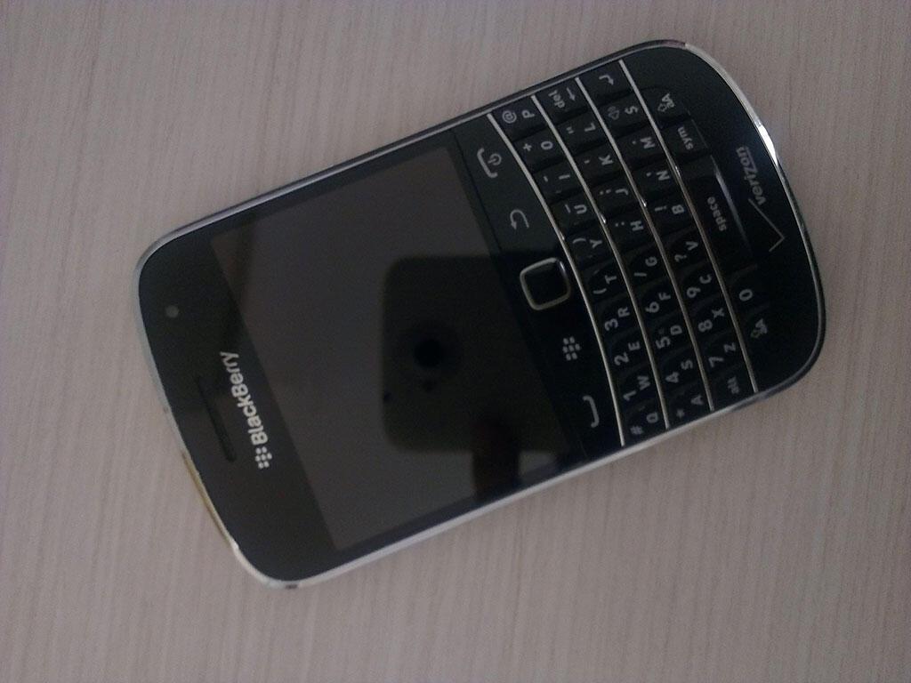 [WTS] Blackberry 9930 Montana Verizon Second Mulus