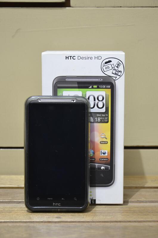 JUAL HTC Desire HD 2nd with BONUS (lots pics inside)