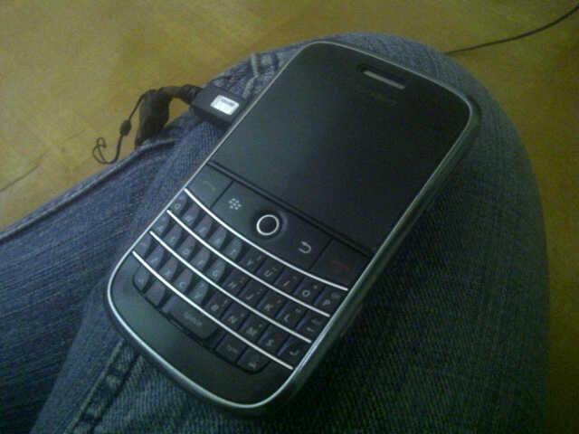 blackberry bold 9000 batangan mulus bandung