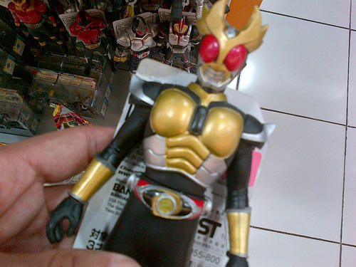 Shadow moon, kamen rider black asli bandai