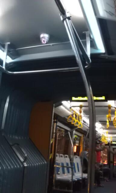 CCTV di Busway TransJakarta