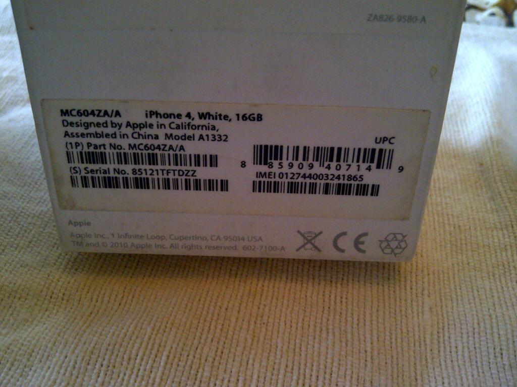 iphone 4g 16gb white fu (2nd 99% mulus dan bnyak bonus) NEGO