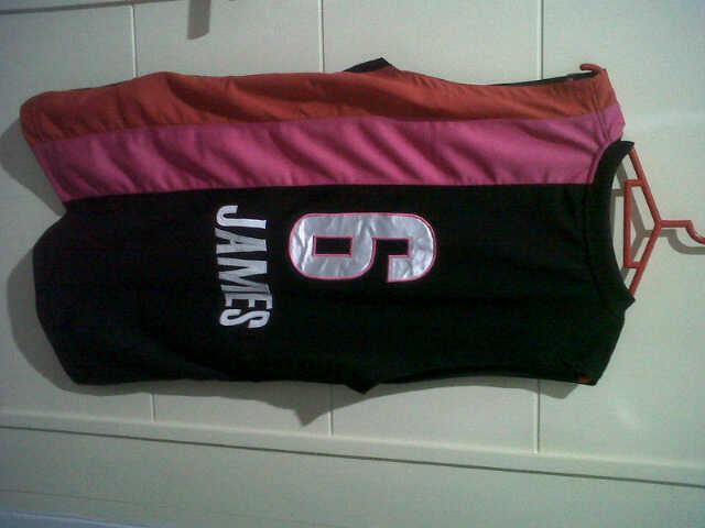 jersey basket surabaya