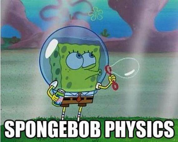 spongebo logic