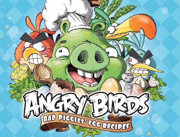 Bad Piggies, Game Terbaru Angry Birds Hadir Bulan Ini !!