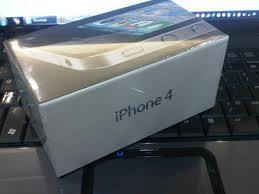 jual cepat iPhone 4 32GB masih segel