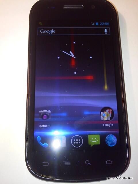 Samsung SPH D720 Google Nexus S 4G Sprint