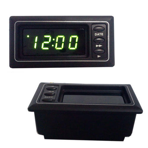 All About Kabin Mobil : Jam Termometer Voltmeter, Safety, Power Handle, Pengaman
