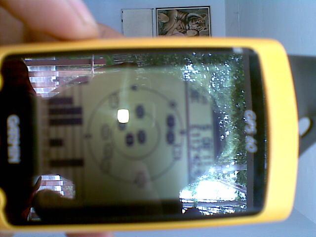 JUAL GPS GARMIN 60I