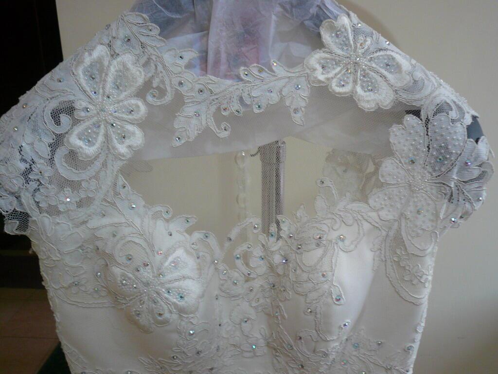 Wedding Dress by ADE SAGI
