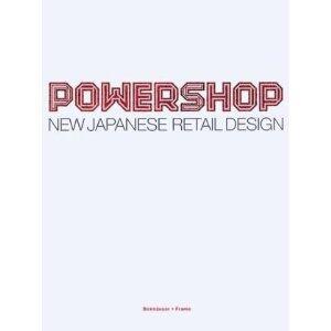 Powershop New Japanese Retail Design