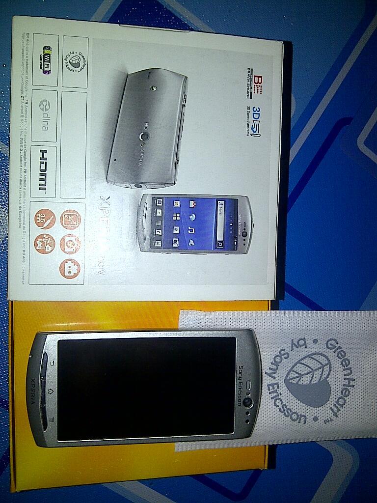 BU,Asal Laku!! Sony Xperia Neo V (ICS 4.0.4),Umur 1Bln,99,99% Mulus - Bandung - Bdg