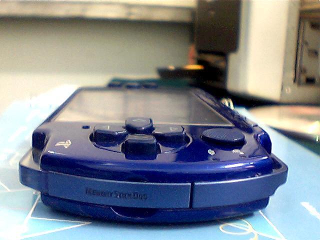 PSP 2006 Metallic Blue Permanen Hack Mulus.. cek pict
