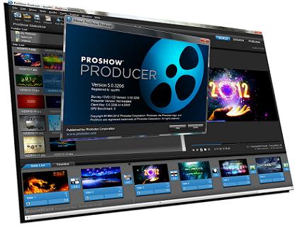 >>::Photodex Proshow Producer 5 + Effects + Proshow Gold 5::<<