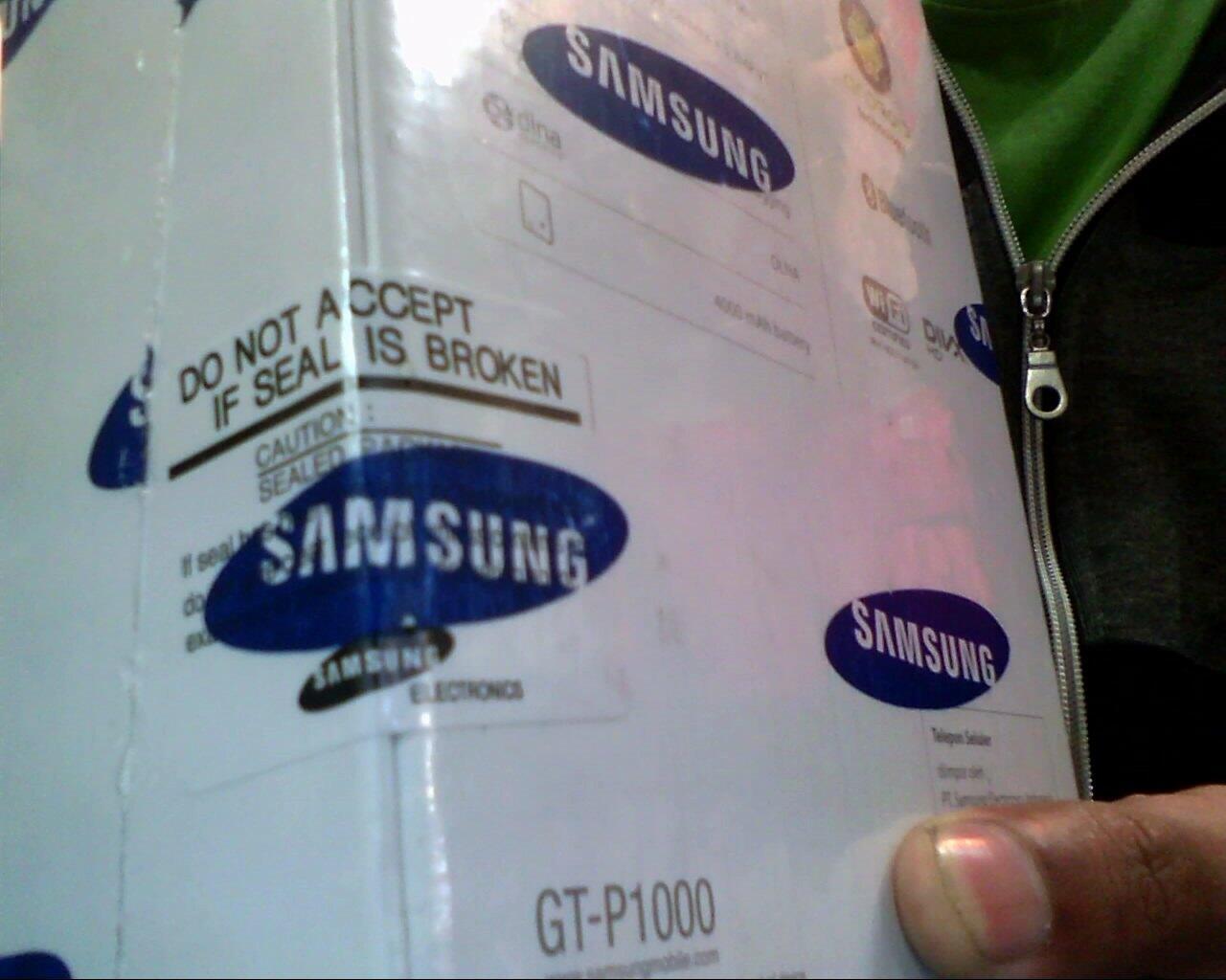 [Jual] Samsung Galaxy Tab GT P-1000 16gb