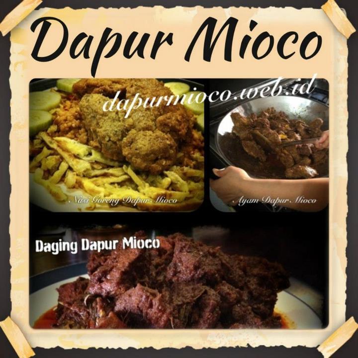 Nasi Goreng Dapur Mioco