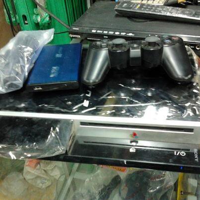 PS 3 FAT 40 GB + HDD 500GB
