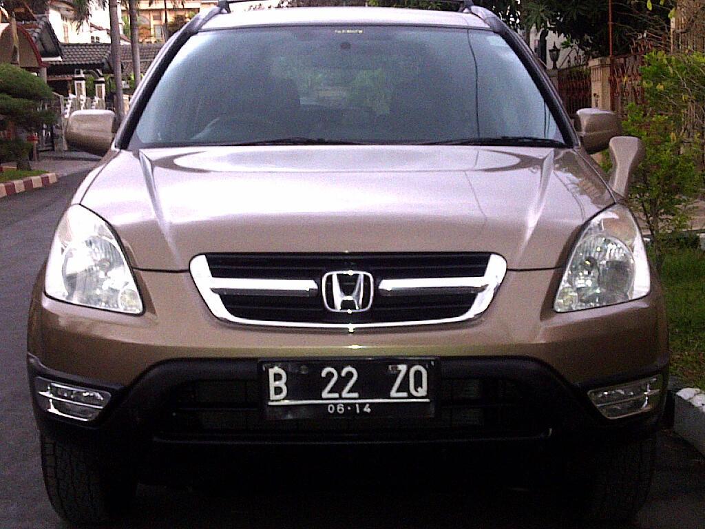 CRV 2004 SANGAT TERAWAT NAMA SENDIRI TDP 55JT