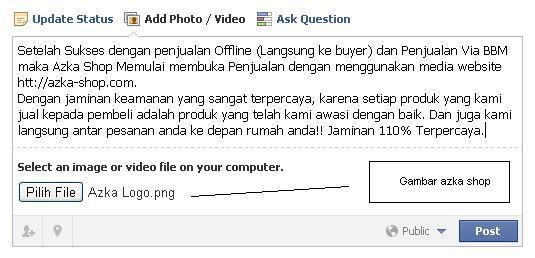 Punya Facebook? ingin hadiah cendol? Masuk gan