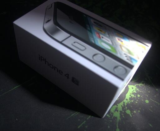 [Jual] ¤ iPhone 4s 64gb FU Black...cuman bukan plastik