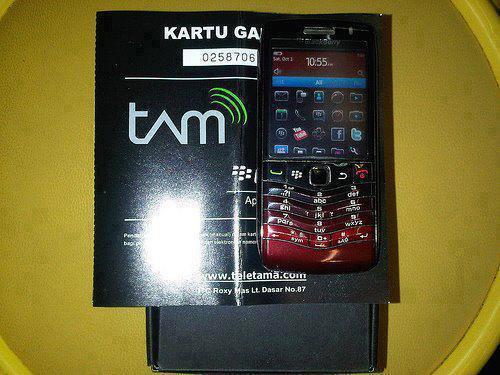 BlackBerry PearL 9100 3G Harga Rp.1,000,000,- HUB/SMS :0823-2427-9978