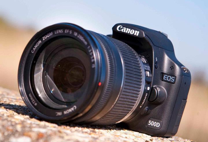 Canon EOS 500d HRG/IDR: Rp,3,600,000,JT- CALL/SMS:0823-2427-9978
