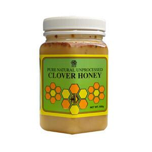 Madu Murni Clover Honey bagus untuk kesehatan