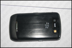 Blackberry Javelin 8900 Second Lengkap Mulus Banget