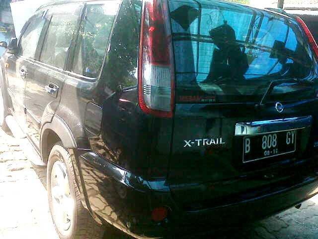 Nissan extrail sst 2006