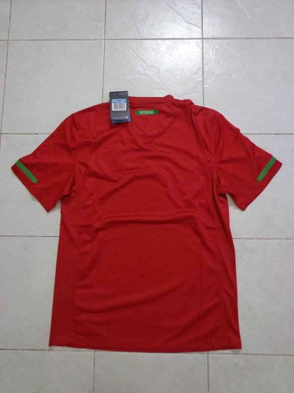 [WTS] JERSEY ORIGINAL HOME INDONESIA SS SIZE M BNWT