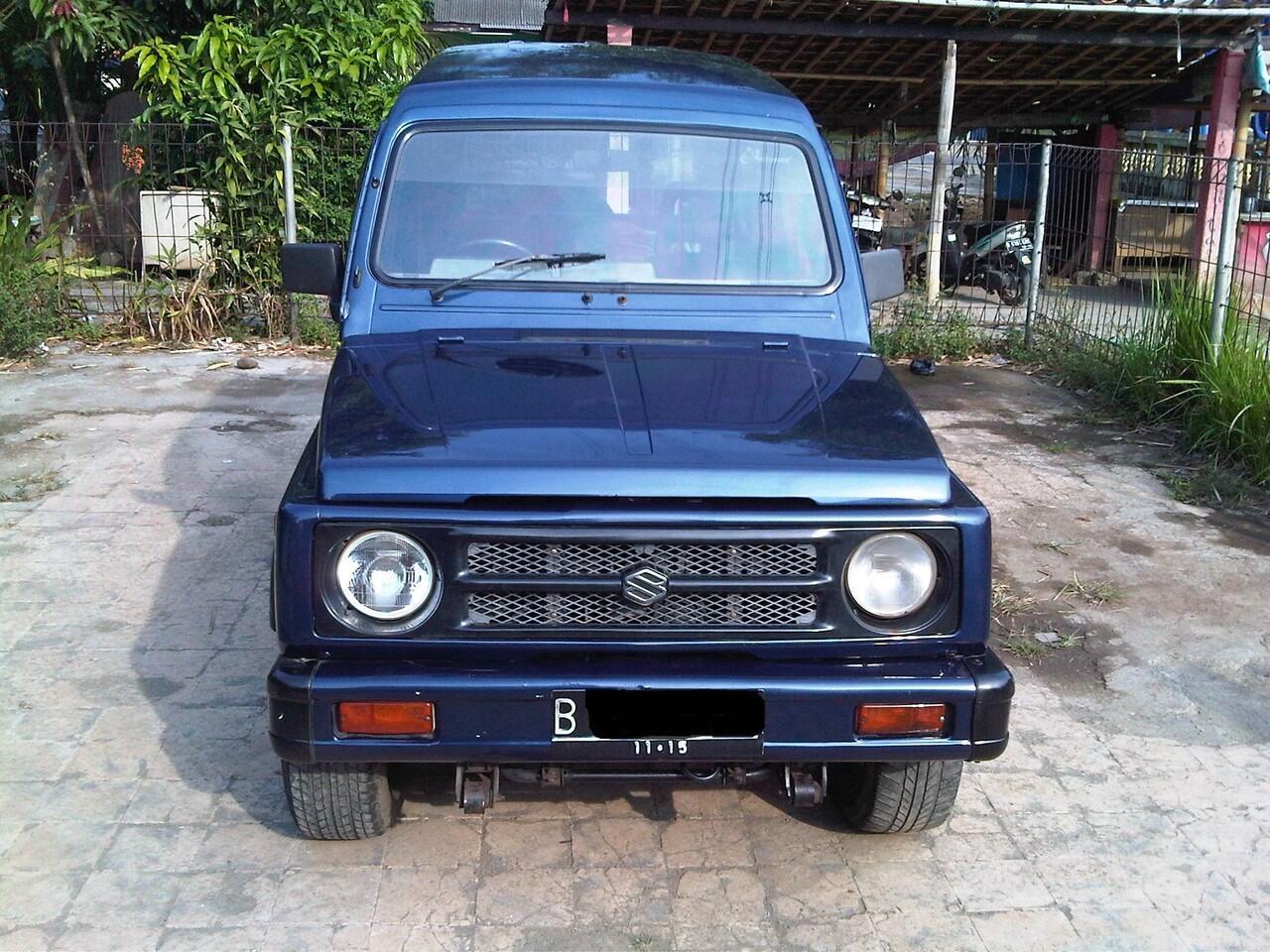 Dijual Suzuki Katana GX th 2000