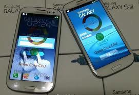 SAMSUNG GALAXY S III HRG/IDR: Rp. 3.000.000,JT- CALL/SMS :0823-2427-9978