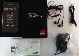DIJUAL SAMSUNG I9000 GALAXY S. HRG/IDR:1,700,000,JT-