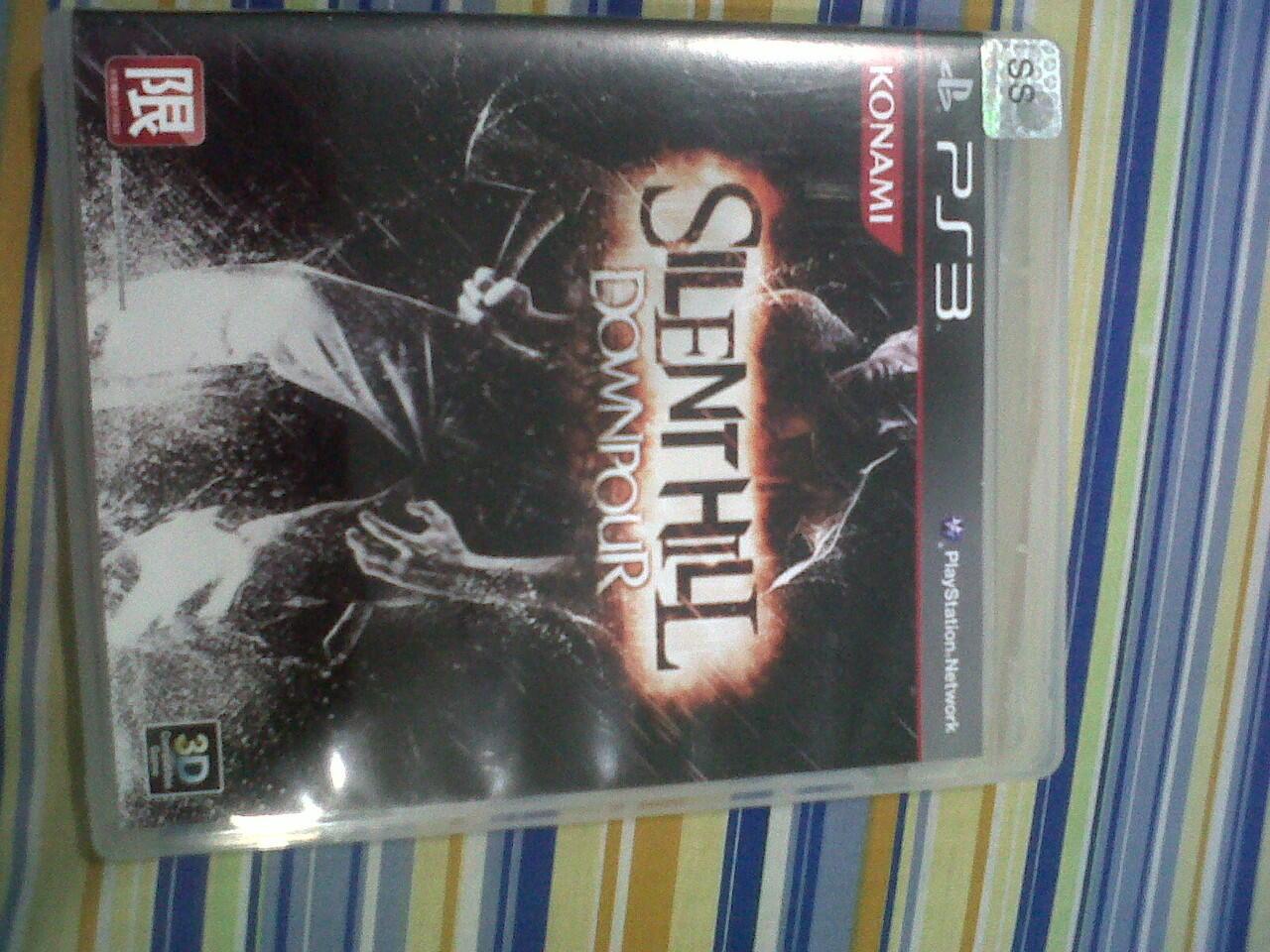 BD Silent Hill Downpur