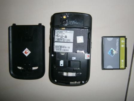 BlackBerry 9650 Full Sett, Garansi 2 Tahun Berrindo