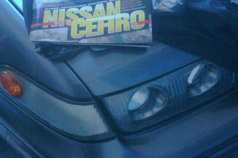 NISSAN CEFIRO A31 TOP CONDITION (COLLECTOR)