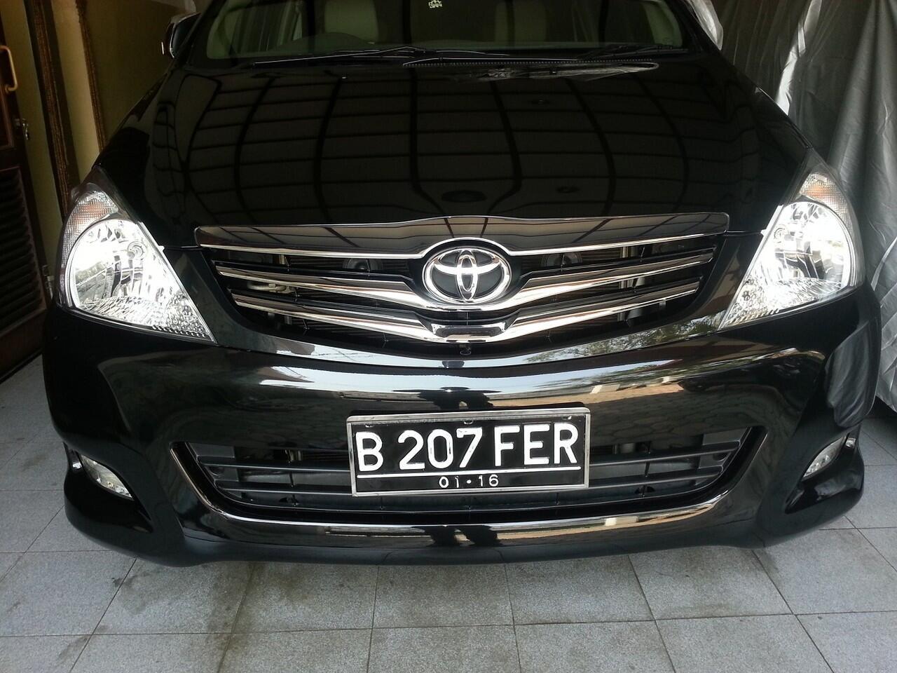 Di Jual Toyota Innova 2010/2011