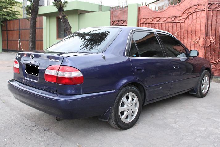 New Corolla SEG th 2000 nopol AB Biru Terawat baik jogja yogya magelang solo