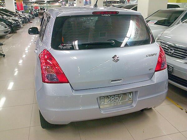 ( JOEAL) Suzuki SWIFT ST Automatic 2008. tangan 1, V-KOOL, mulus as NEW